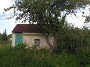 Продам участок с домиком в садоводстве Большие Колпаны - Фото 1