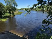 Участок на берегу р. Волга, д. Терехово - Фото 1