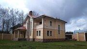 Дом 422 кв.м, Участок 15 сот. , Новорижское ш, 32 км. от МКАД.