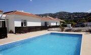 Трехкомнатный апартамент с потрясающим видом на море в районе Пафоса