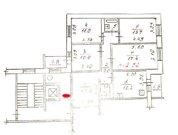 Продажа квартиры, Псков, Рижский пр-кт., Купить квартиру в Пскове по недорогой цене, ID объекта - 321597053 - Фото 14