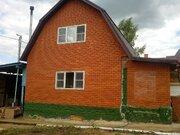 Дом 70 кв.м. на участке 10 соток в СНТ Ручеек - Фото 1
