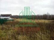 Участок 10 соток в подмосковной деревне с видом на лес, недалеко пруд - Фото 2