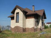 Дом 150 кв.м с баней, уч.15 сот д.Лыково Коломенского р-на, пруды, лес - Фото 1