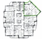 Двухкомнатная квартира Бородинский бульвар, д.17