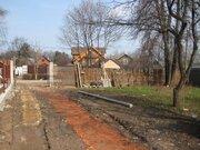 Участок 4 сот. , Боровское ш, 1 км. от МКАД.