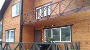 Экологичный коттедж 270 м.кв. Романцево, г.о. Подольск - Фото 4