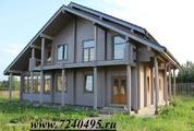 Продается дом из клееного бруса в д.Рыбаки - Фото 4