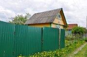 Дача 28 кв.м. на участке 4 сотки в СНТ Солнечный г.Киржач - Фото 4