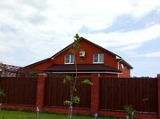 В пригороде Белгорода двухэтажный благоустроенный жилой дом
