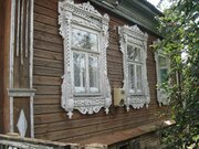 Ухоженный дом в 170 км от МКАД, Аренда домов и коттеджей Полушкино, Клепиковский район, ID объекта - 502257128 - Фото 1