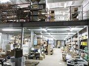 Продажа складов в Самаре