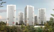 1к квартира в Акварели - Фото 3