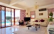 450 000 €, Прекрасная 4-спальная Вилла с панорамным видом на море в районе Пафоса, Купить дом Пафос, Кипр, ID объекта - 502699208 - Фото 9