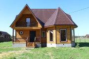Маренкино. Новый дом в деревне с магистральным газом. 85 км от МКАД (Я
