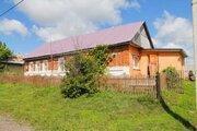 Кирпичный дом со всеми удобствами и участком 50 соток в с. Зенктно - Фото 1