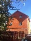 Дом 210 кв.м. кирпич на 6 сотках - Фото 1