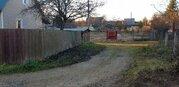 Продаётся земельный участок у д. Пожитково СНТ «Восход-3» Наро-Фоминск - Фото 1