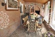 Кирпичный дом в поселке. - Фото 3