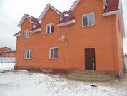 2-этажный кирпичный дом, Серпухов, улица Ивановская линия