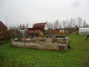 15,62 сотки с временным домиком. д. Войтолово - Фото 2
