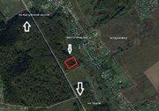 Продается земельный участок, Чехов г, Богдановка д, 25 сот - Фото 3