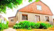 Продам кирпичный дом 110 кв.м под Коломной, 100 км от МКАД, всего 2 мл - Фото 1
