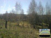 Участок у озера Егорьевский р-он дер. Исаевская - Фото 3