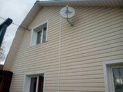 Дом 120 кв.м. на участке 6 сот. в д. Тупицино, г.о. Домодедово - Фото 1