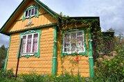 Дача 28 кв.м. на участке 4 сотки в СНТ Солнечный г.Киржач - Фото 1