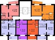 Продам 1-комн квартиру Славино, Строительная 24,26 кв.м 1э, Цена 750тр - Фото 2