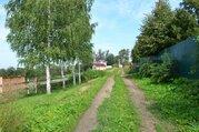 Участок 12 соток с газом в городе Волоколамске