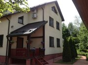 Уютный дом в стародачном месте на Рублевке