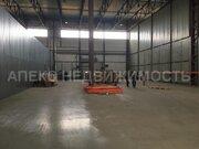Аренда помещения пл. 1700 м2 под склад, производство, Домодедово . - Фото 4