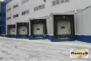 Аренда склада в Подольске 11000м2 класс А+ - Фото 1
