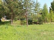Земельный участок 12 соток для строительства дома в жилой деревне. . - Фото 3