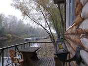 Стоянка лодок и катеров в Шумейке Энгельсский район Саратов. обл. - Фото 4