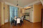 3-комнатная квартира с ремонтом и мебелью, новый дом, 300 м к морю