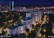 Квартира 2-комнатная в новостройке Саратов, Волжский р-н, Купить квартиру в Саратове по недорогой цене, ID объекта - 312668909 - Фото 3