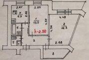 Квартира, Мурманск, Достоевского, Купить квартиру в Мурманске по недорогой цене, ID объекта - 322384960 - Фото 11