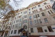 Продам 1-к квартиру, Москва г, Большой Козихинский переулок 27с1
