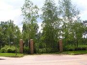 Лесной участок Новорижское шоссе 33 км, Земельные участки Писково, Истринский район, ID объекта - 201129878 - Фото 1