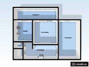 2-комн. квартира с кап.ремонтом, Кольцово, Купить квартиру в Екатеринбурге по недорогой цене, ID объекта - 322463538 - Фото 16