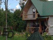 Двухэтажный зимний дом 140км от МКАД по Минскому шоссе - Фото 1