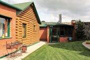 Качественный и функциональный коттедж круглой формы, Продажа домов и коттеджей в Новосибирске, ID объекта - 502847362 - Фото 17