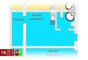 Продажа однокомнатные апартаменты 30.2м2 в ЖК Олимп