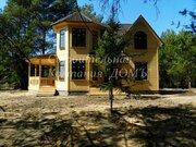 Новый дом в селе Купанское в соснах на берегу реки - Фото 4