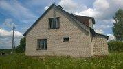 Кирпичный двухэтажный дом в Псковском районе - Фото 1