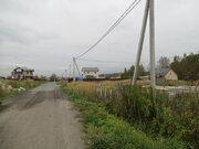 Участок, Ярославское ш, 34 км от МКАД, Ельдигино с. Ярославское шоссе, . - Фото 3