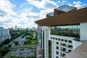 Элитная недвижимость в Москве, Купить пентхаус в Москве в базе элитного жилья, ID объекта - 321972355 - Фото 4